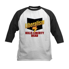 Liberals Kill Liberty DEAD Tee
