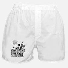 Party Like 1899! Boxer Shorts