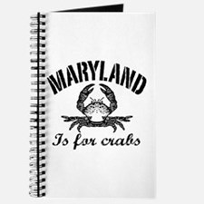 Maryland Is for Crabs Journal