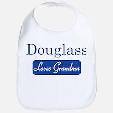 Douglass loves grandma Bib