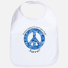 Bib Peace Water