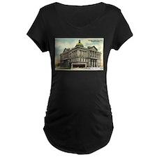 Court House 1 Huntington Indi T-Shirt