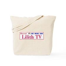 Boycott NBC Lilith TV Tote Bag