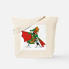 Dragon A Tote Bag