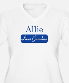 Allie loves grandma T-Shirt