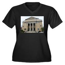 Quayle Vice President's Museu Women's Plus Size V-