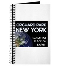 orchard park new york - greatest place on earth Jo