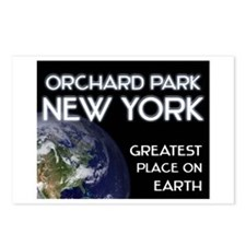 orchard park new york - greatest place on earth Po