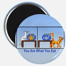 What You Eat Magnet