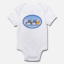 What You Eat Infant Bodysuit