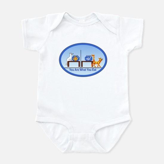 What You Eat Infant Bodysuit