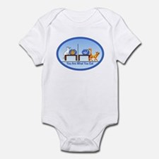 What You Eat Onesie