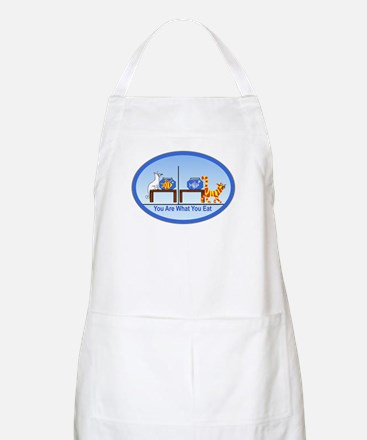 What You Eat BBQ Apron