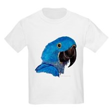 Hyacinth Macaw Kids T-Shirt
