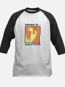 Tampa is... Tampa Bay Kids Baseball Jersey