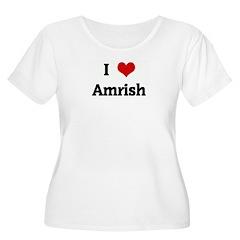 I Love Amrish T-Shirt