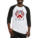 Kiely Coat of Arms Baseball Jersey