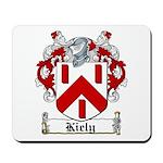 Kiely Coat of Arms Mousepad