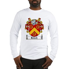 Kinch Coat of Arms Long Sleeve T-Shirt