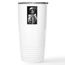 Tambourine Girl Travel Mug
