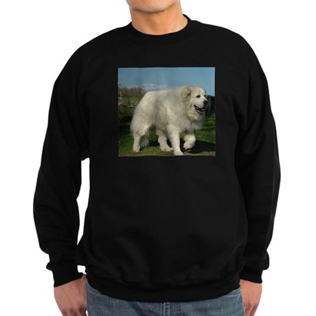 Great Pyrenees Sweatshirt (dark)