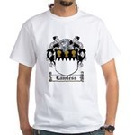 Lawless Coat of Arms White T-Shirt