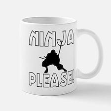 Ninja Please! Mug