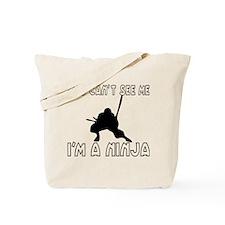 I'm a Ninja Tote Bag