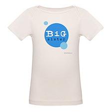 Big Sister - Blue Tee