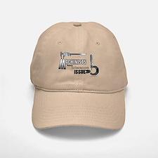 machinist Baseball Baseball Cap