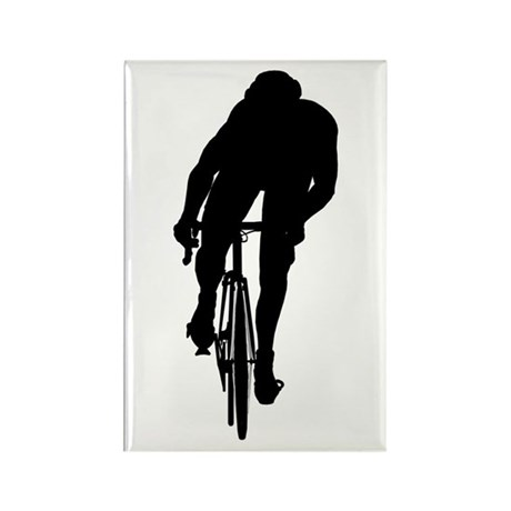 Cycling Rectangle Magnet