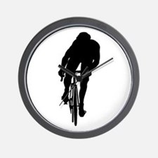 Cycling Wall Clock