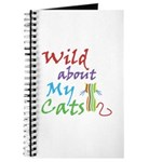 Wild about My Cats Journal