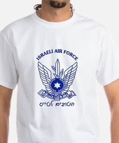 Israel Air Force Blue Shirt