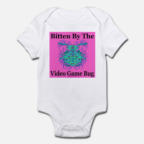 Video Game Bug Infant Creeper