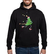 Christmas Tree Runner Hoodie