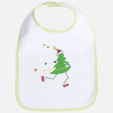 Christmas Tree Runner Bib