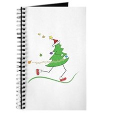 Christmas Tree Runner Journal