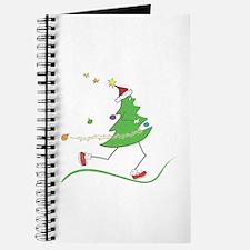 Christmas Tree Runner Journal