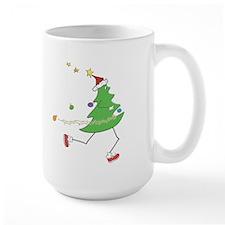 Christmas Tree Runner Mug