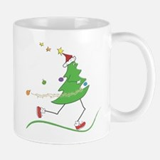 Christmas Tree Runner Mug