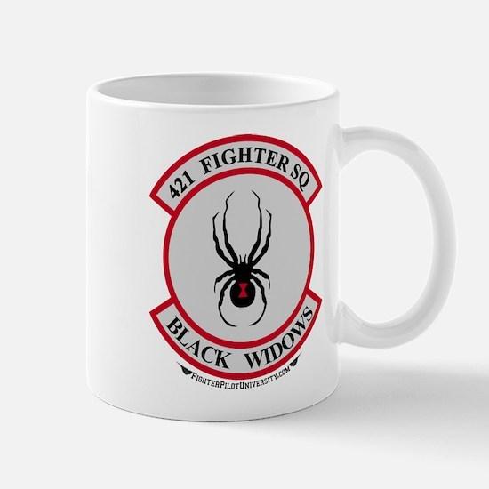 421st FS Mug