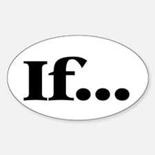 If... Decal