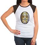 Twin Falls Sheriff Women's Cap Sleeve T-Shirt