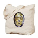 Twin Falls Sheriff Tote Bag