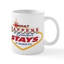 What Happens at Grandpa's Mug