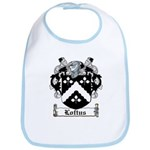 Loftus Coat of Arms Bib