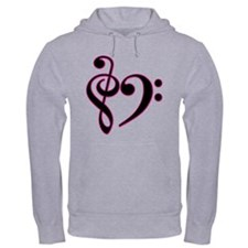 Music Jumper Hoody