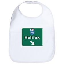 Halifax, Canada Hwy Sign Bib