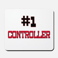 Number 1 CONTROLLER Mousepad